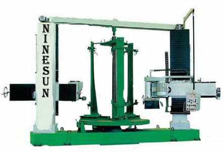 multifuncational cutting and polishing machine