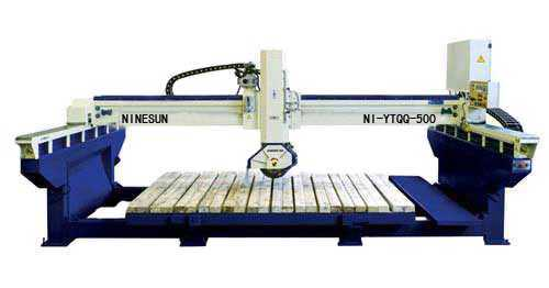 whole bridge cutting machine