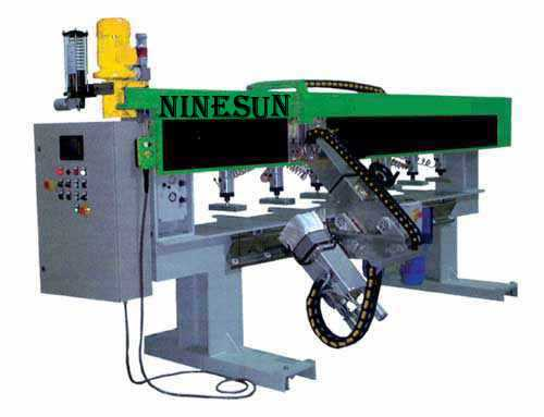 automatic edge polishing machine
