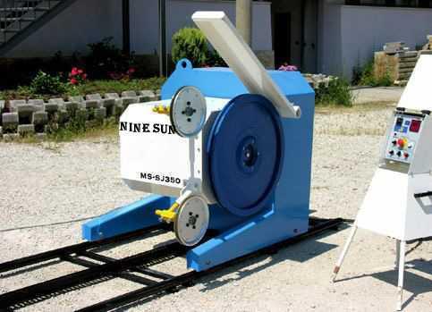 Diamond Wire Saw Cutting Machine | Diamond Wire Saw Wire Saw Machine Wire Cutting Machine